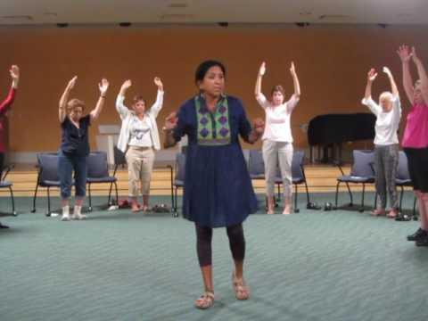 Yoga For Seniors  1 Priyanka Shanbag