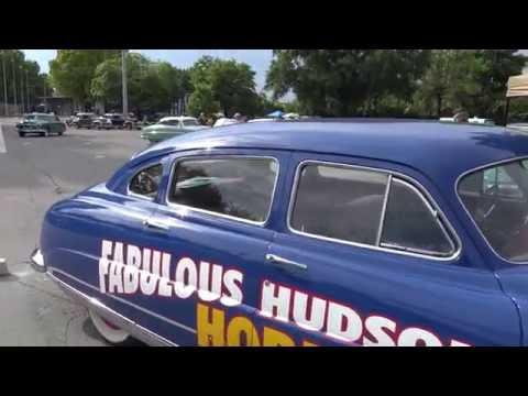 Hudson Car Show