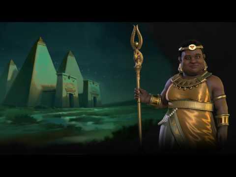 Nubia Theme - Atomic (Civilization 6 OST)   Allah Musau
