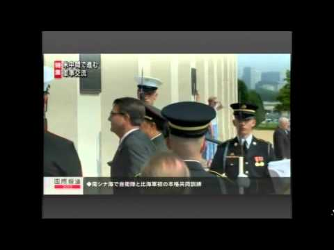 Jerome A. Cohen on NHK News