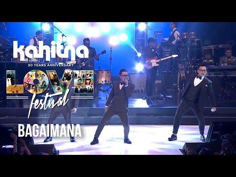 Kahitna - Bagaimana | (Kahitna Love Festival - Overture)