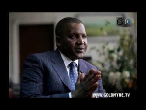 CULTURAL ICON ALIKO DANGOTE