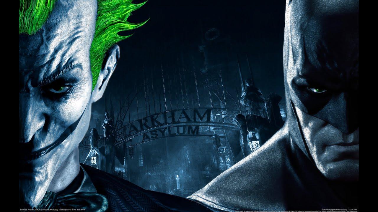 The Joker Madhouse - Batman Arkham Asylum All The Joker's ...