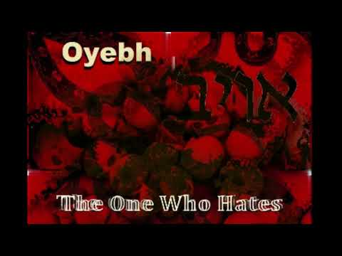 Oyebh - The One Who Hates full EP DIY metal