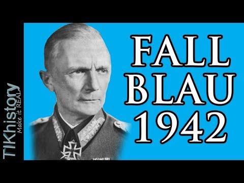 FALL BLAU 1942 - Examining the Disaster