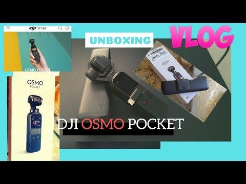 DJI Osmo Pocket Unboxing|DJI Osmo Pocket Part 1