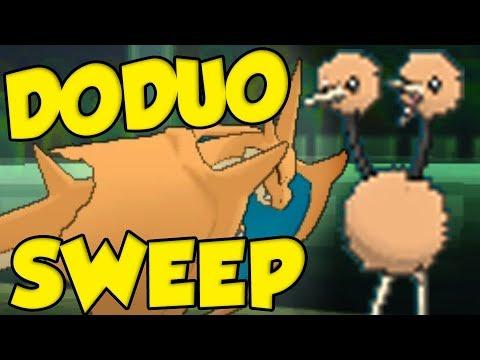 EPIC DODUO SWEEP In Pokemon Ultra Sun and Ultra Moon!