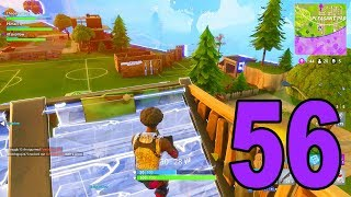 BUILDING A BASE IN PLEASANT - Fortnite Battle Royale (Part 56)