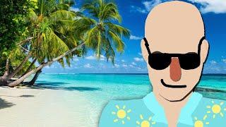 Zombey stiehlt im Urlaub einen USB Stick.