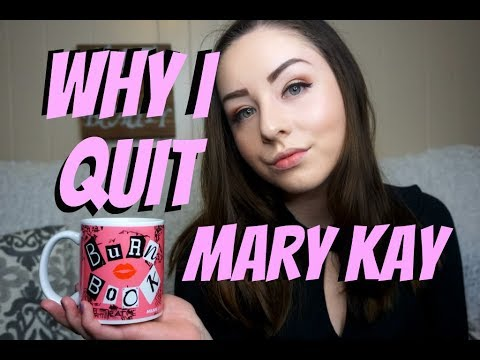 GRWM: Why I Quit Mary Kay