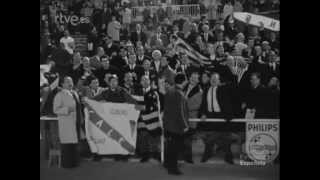 Peñarol 2 Real Madrid 0 Copa Intercontinental 1966