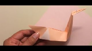 Origami for Beginners - Swan