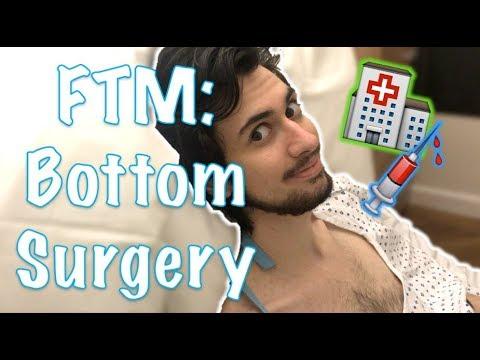FTM Transgender Getting Bottom Surgery