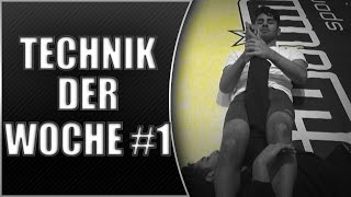 Monkyking MMA - Technik der Woche #1: Armhebel aus der Full-Guard.