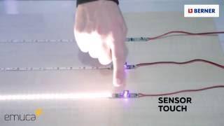 Capteurs d'éclairage LED - BERNER