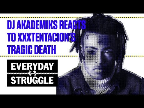 DJ Akademiks, Kanye West, J. Cole, and More Tribute XXXTentacion | Everyday Struggle Mp3