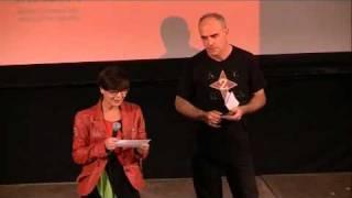 Entrega de premios ZINEBIEXPRESS_2011