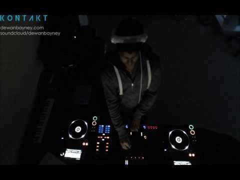Underground Tech House / Progressive House mix - Dewan Bayney [004]