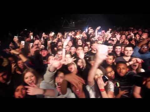 Lacrim au D!Club Lausanne / Suisse 12.02.2015