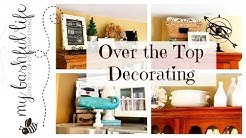 Home Decor / Decorating the Tops