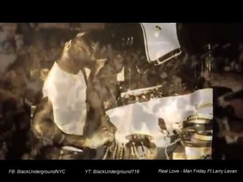 NYCs Dj Paradise Presents A Tribute To Larry Levan As LeStat - REAL LOVE