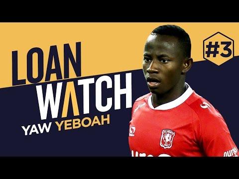 YAW YEBOAH | LOAN WATCH | FC Twente