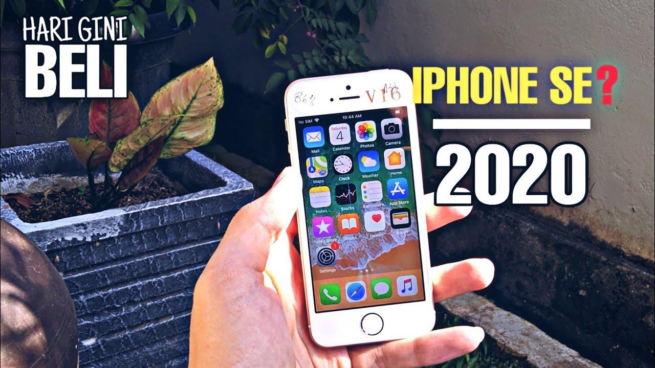 Unboxing iPhone SE 2020 iPhone Jadul Yang masih di Support ...