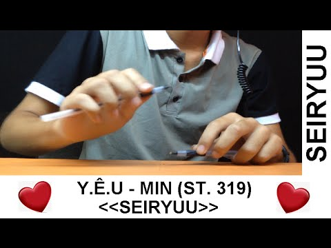 Y.Ê.U - Min (St. 319) - Pen Tapping cover by Seiryuu
