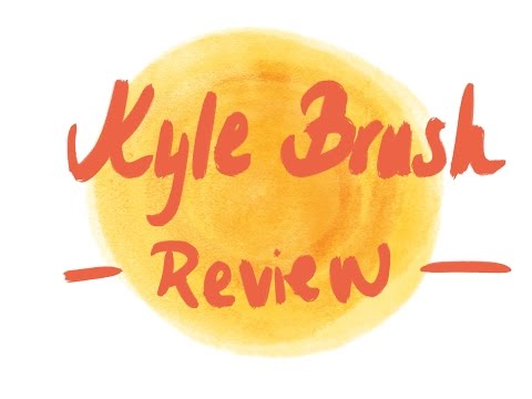 Kyle T. Webster Photoshop Brushes Review