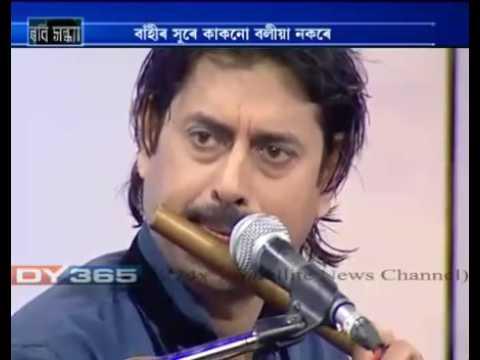 Sandhiyer Akashok in Fluit by Dipak Sharma