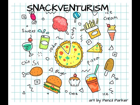 Snackventurism Episode 1 Thanksgiving Candy