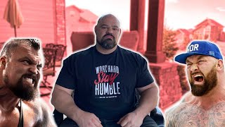 501KG WORLD RECORD ATTEMPT   MY THOUGHTS