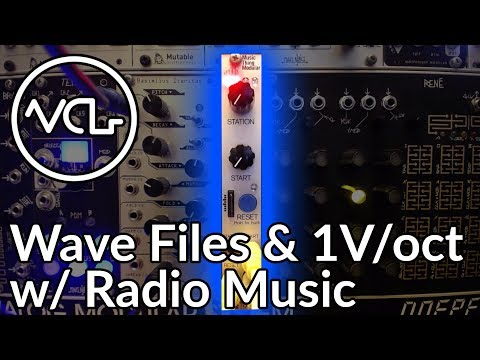 Radio Music Update w/ Wave Files & Pitch Control