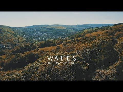 Pontypridd, Wales - DJI Mavic Pro