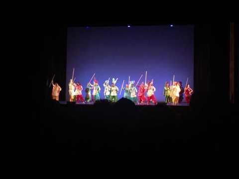 UCLA ISU Culture Show 2016 - Bhangra