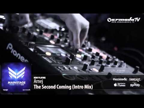 Arnej - The Second Coming (Intro Mix) (From: 'W&W - Mainstage vol. 1')
