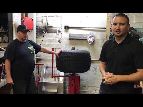 The Most Badass Tire Machine: Tire Demon by Love Tap