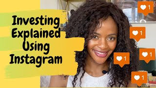 How Investing Works Explained Using Instagram| INVESTING FOR BEGINNERS