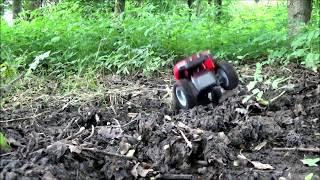 Автомодель на р/к Rock Crawler Jr. червоний MAISTO TECH (81162 red)