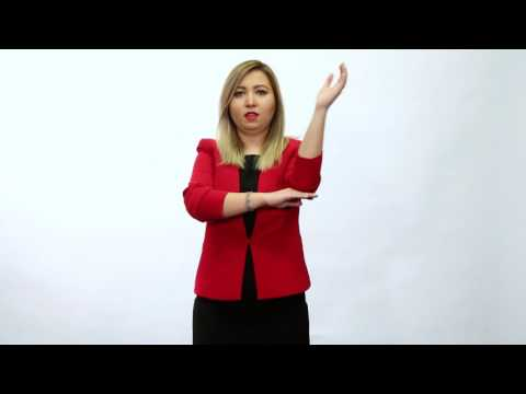 İstiklal Marşı işaret dili