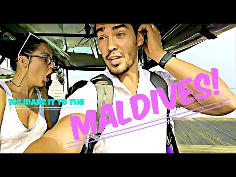 Maldives with Benefit! 3 DAYS IN ONE VLOG! prehoneymoon