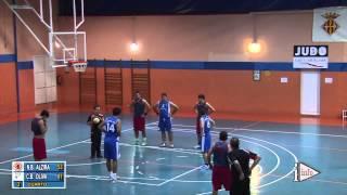 Senior.  N.B. Alzira 69, C.B. Oliva 66