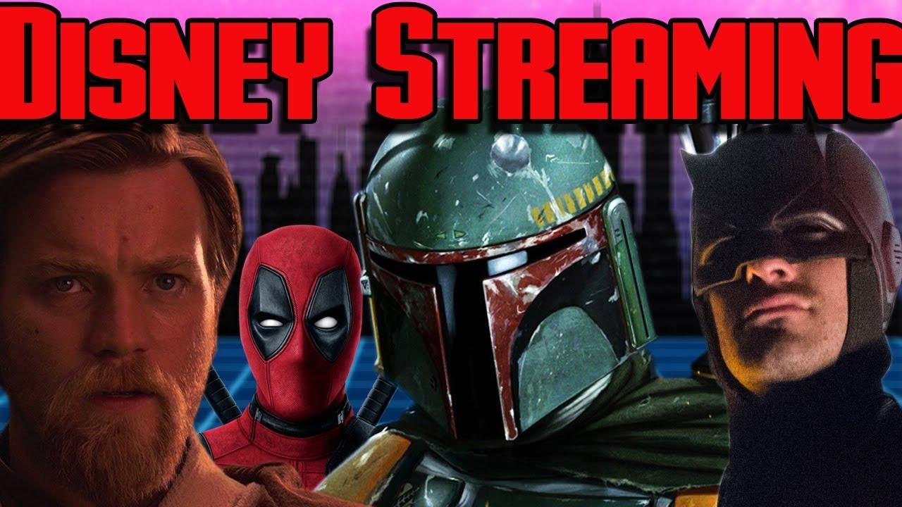 New Marvel Live Action & Star Wars Series | Disney ...