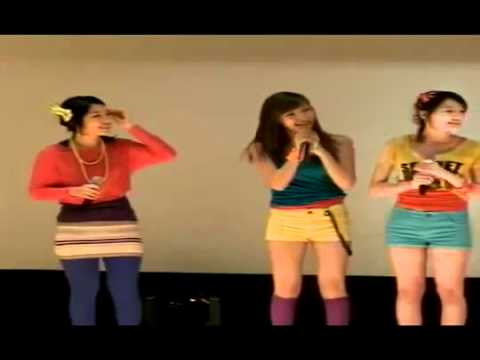 Blady - Crazy Day , Popeye and Interview ( KPOP Foreign Wave Showcase)