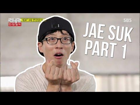 Yoo Jae Suk Funny Moments - Part 1