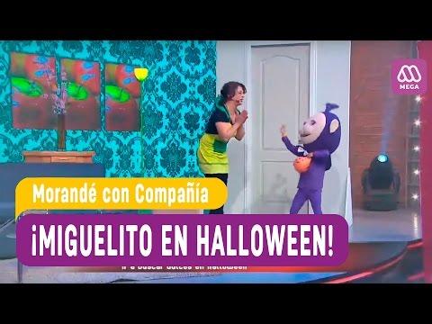 Miguelito en halloween - Morande Con Compañia