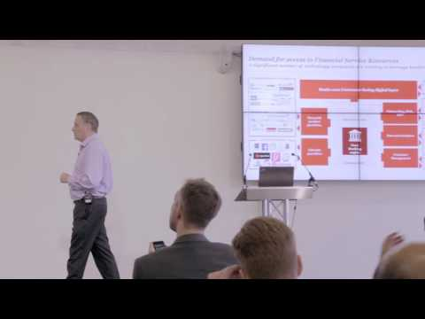 """""""Thriving in an Open Banking Ecosystem""""  Mike Kennelly, PwC"""