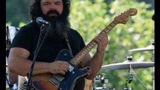 "JOHNNY GALLAGHER Live  ""Shake that Tambourine"" Patrimonio 21 Juillet 2013"
