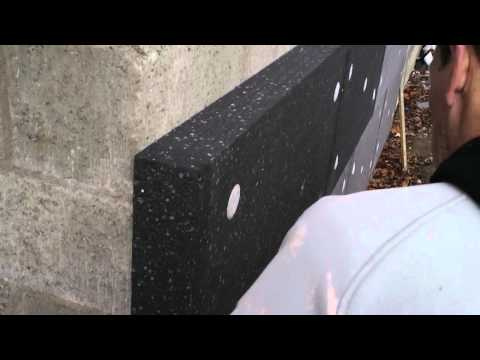 Building a Passive House - Wall Insulation | ECO BUILDERS Dublin 01 442 8071