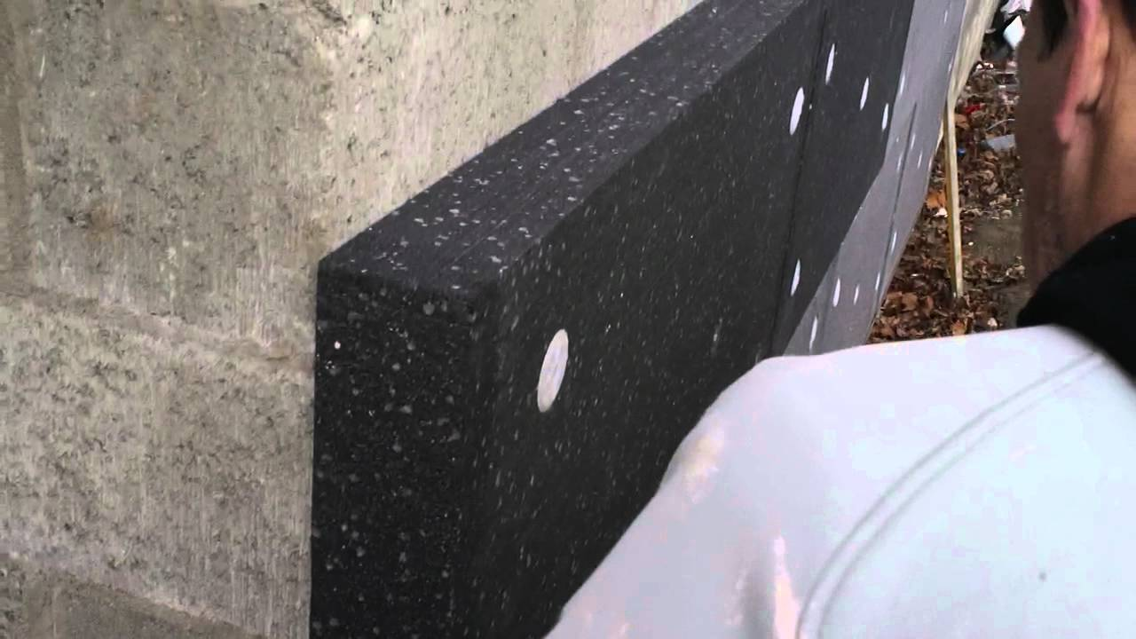 Building A Passive House   Wall Insulation | ECO BUILDERS Dublin 01 442  8071   YouTube